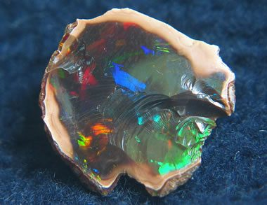 Uncut Ethiopian Opal
