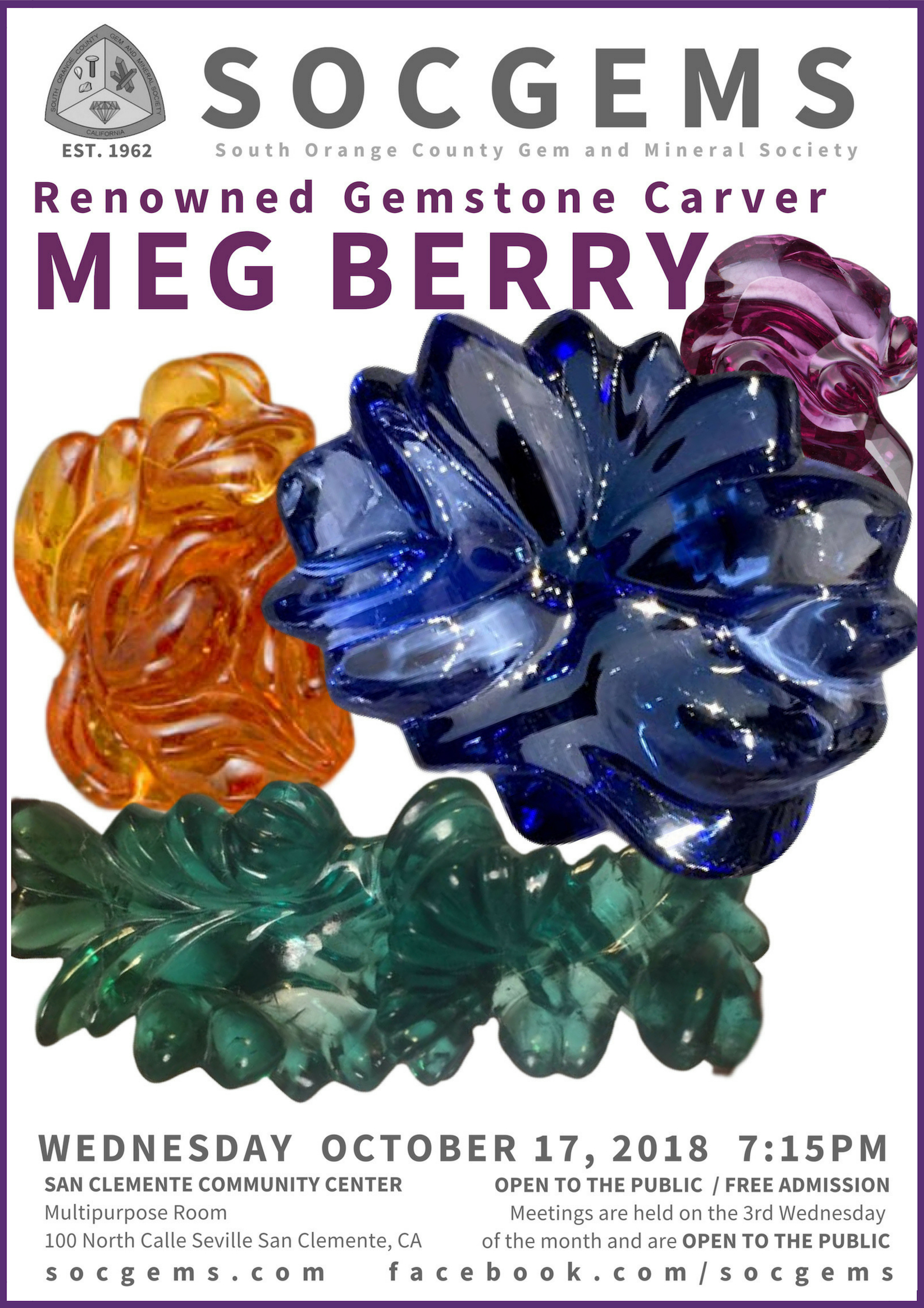 meg berry socgems