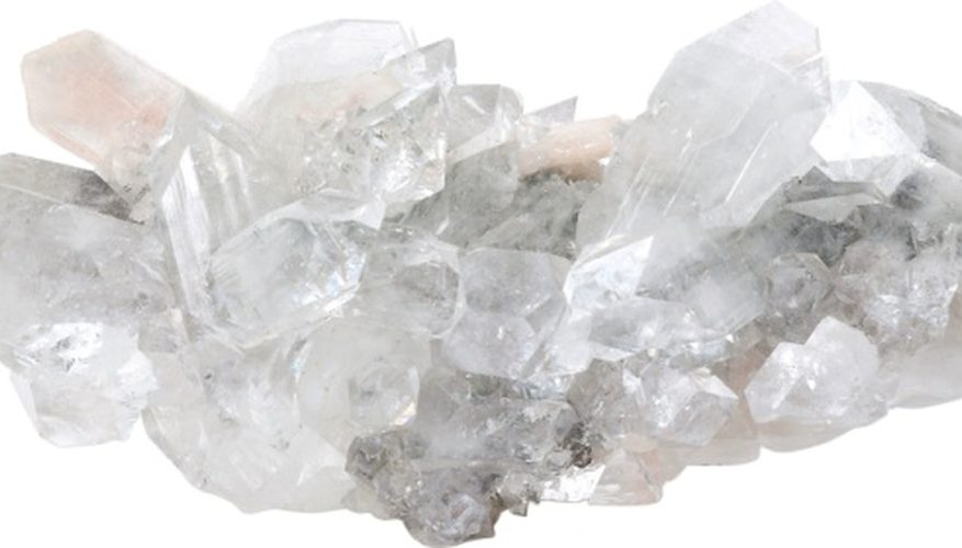 quartz-clear